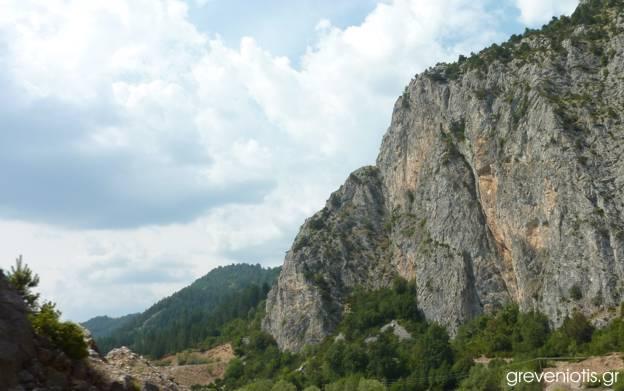 τα βουνα των Γρεβενών